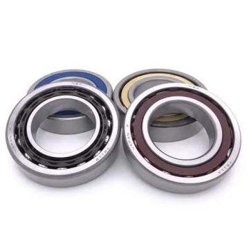 39 mm x 68,07 mm x 37 mm  ISO DAC39680037 angular contact ball bearings